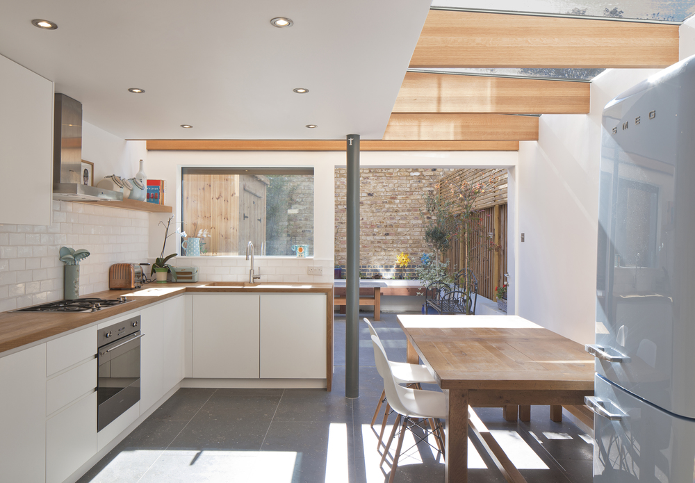Extension One Architect Magazine Denizen Works London