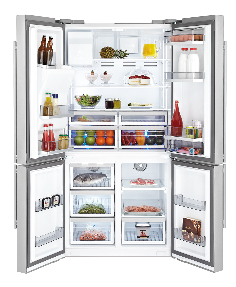 Blomberg Introduces The Sedan Of Refrigerators Remodeling