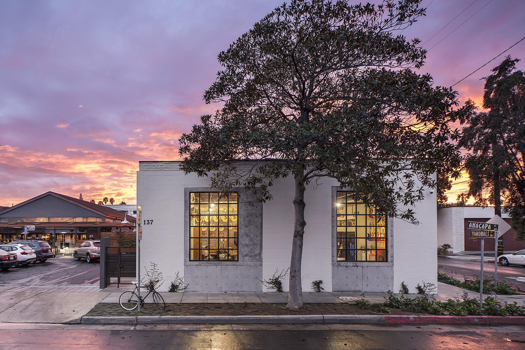 Funk Zone Architect Magazine Ab Design Studio Santa Barbara