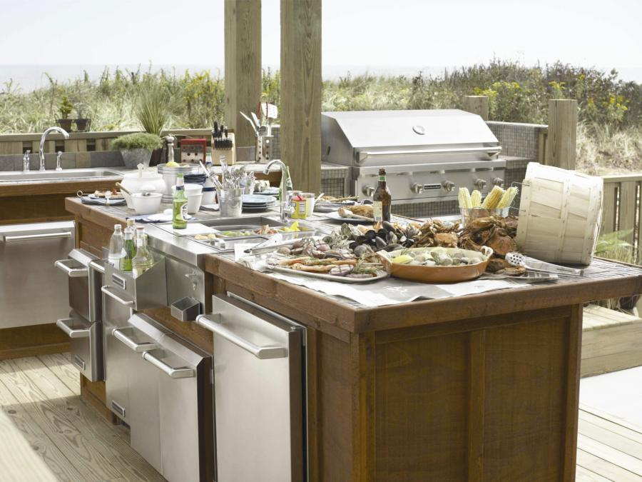 Kitchenaid Outdoor Appliance Collection Remodeling