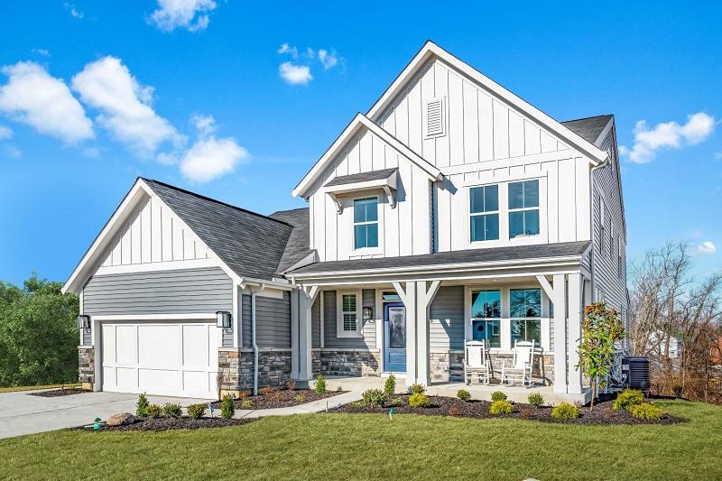 Fischer Homes To Open New Model Outside Cincinnati Builder Magazine