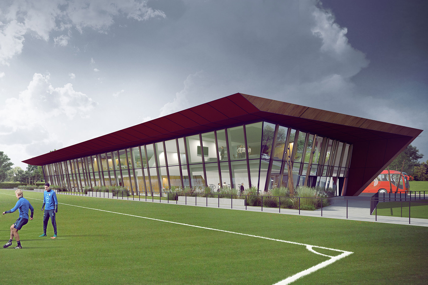 Feyenoord Training Complex Architect Magazine
