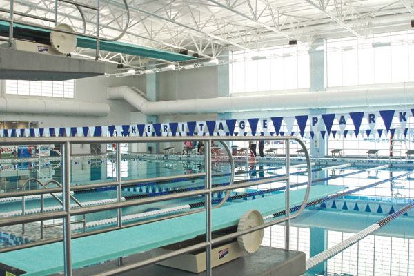 Heritage Park Aquatic Complex Aquatics International