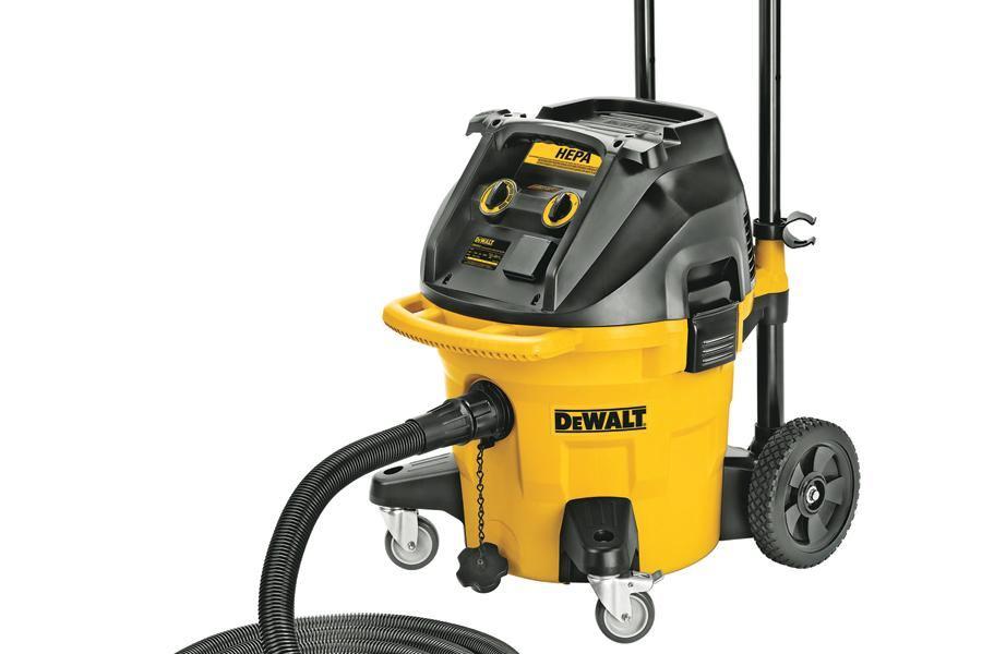 Dewalt Dwv012 Dust Extractor Tools Of The Trade