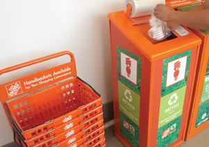 Home Depot Launches Cfl Recycling Program Architectural