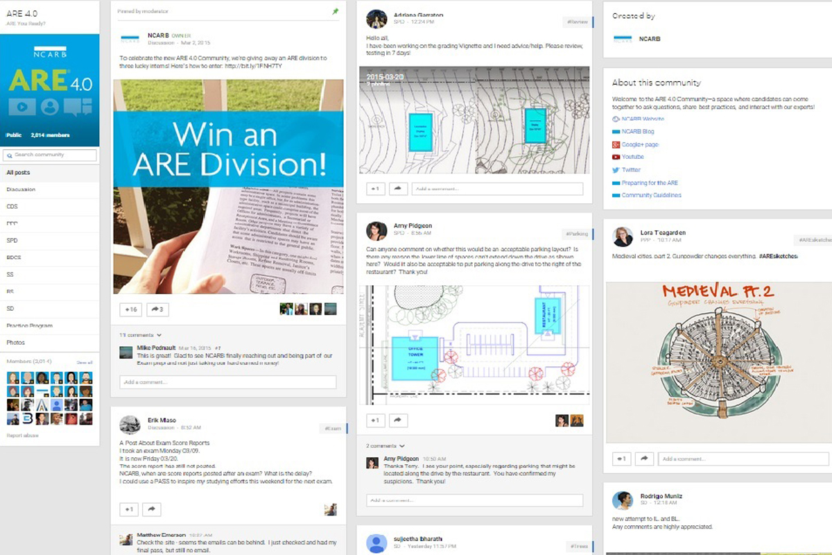 NCARB Launches ARE 4.0 Resource | Architect Magazine ... - photo#22
