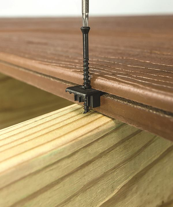 Everclip Hidden Fasteners Professional Deck Builder