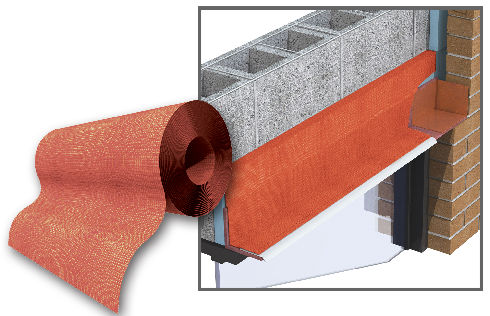 Copper Fabric Na Copper Fabric Flashing Remodeling