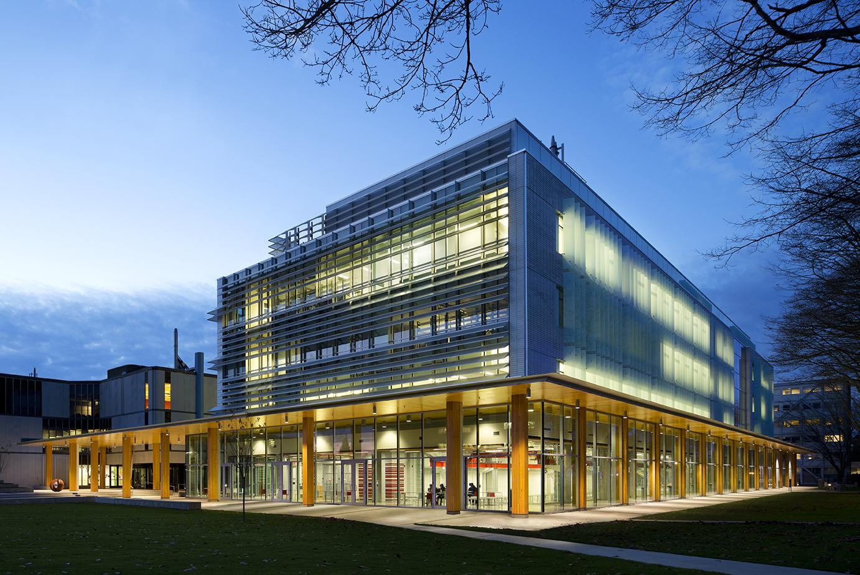 Earth Sciences Building  Esb