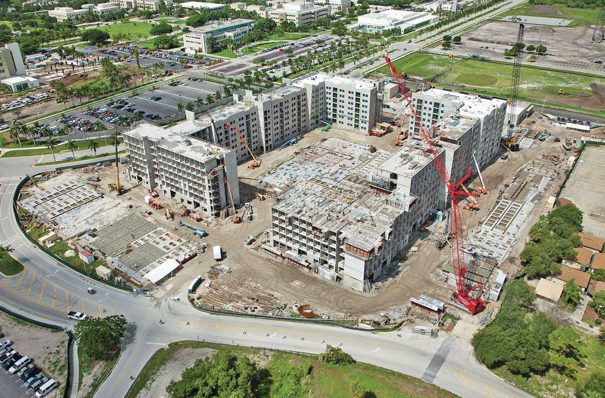 Tilt Up Buildings Of Five Stories Or More Concrete