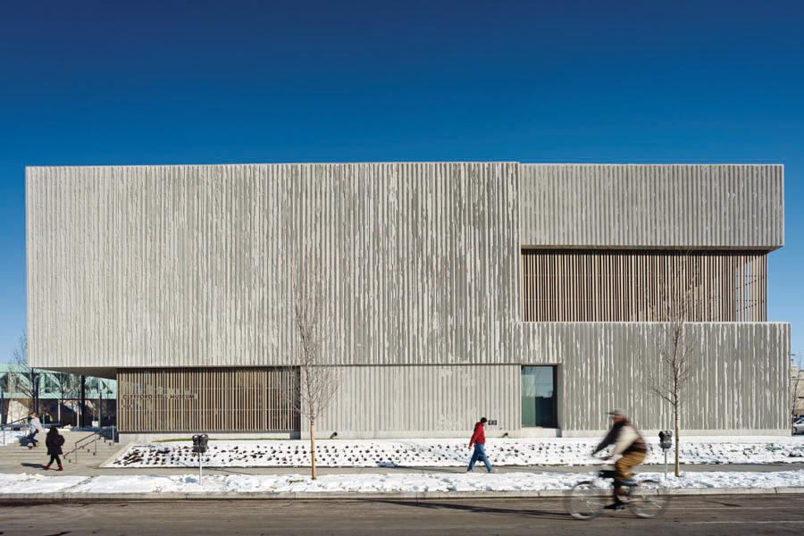 Clyfford Still Museum Architect Magazine Cultural