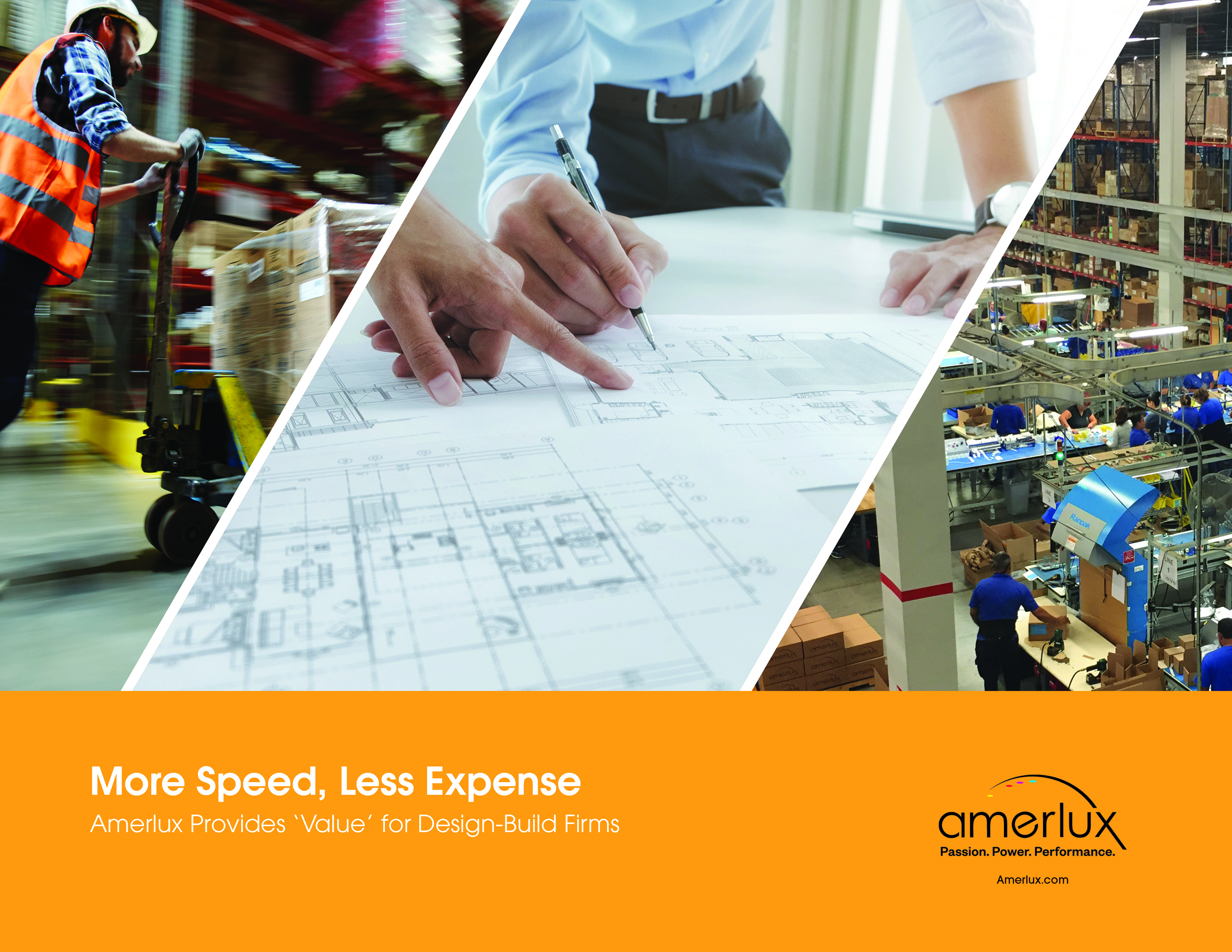 Amerlux Value Line Builder Magazine