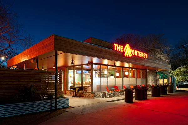 1950s Gas Station Reinvented As Restaurant Remodeling