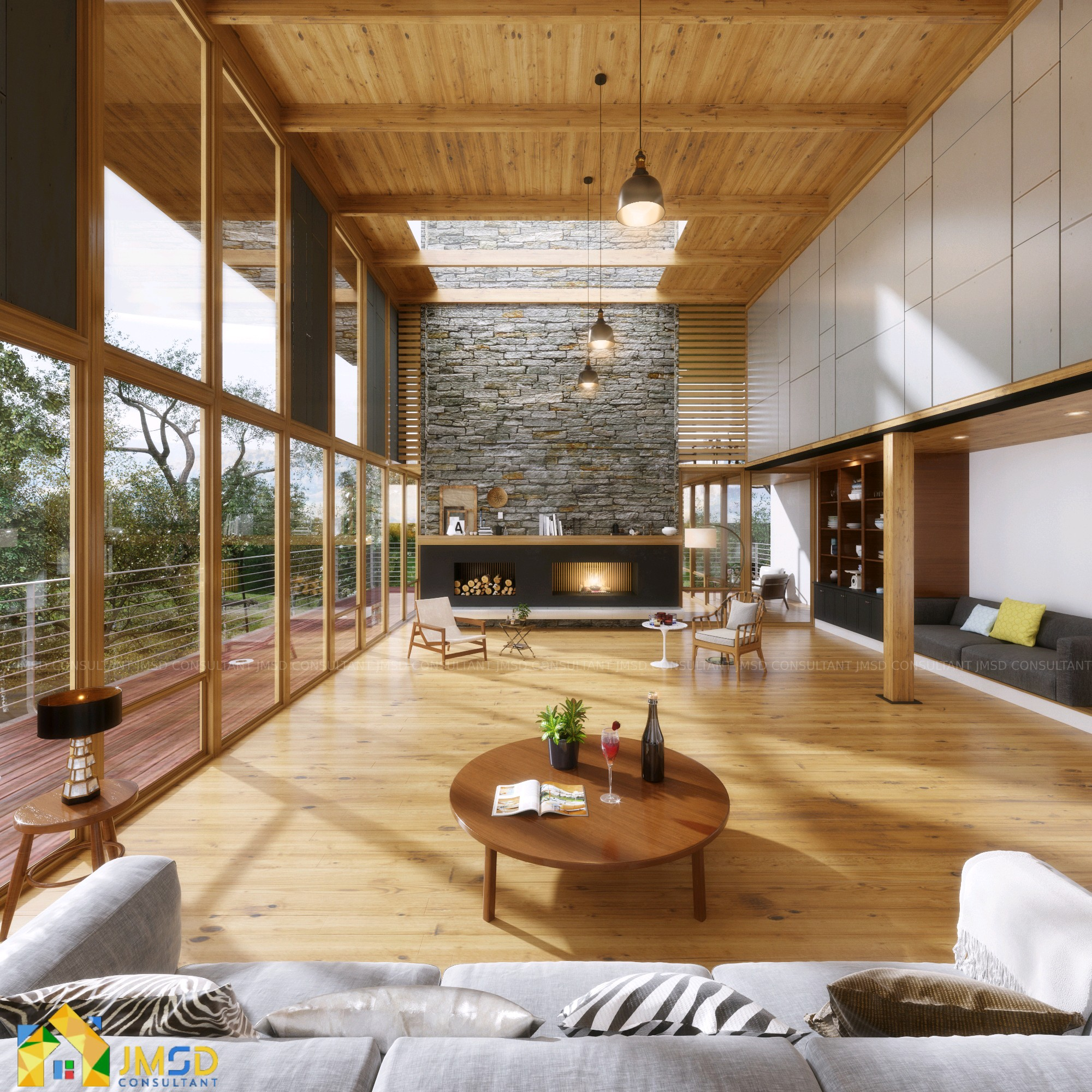 3d Architectural Interior Rendering Services Houston Texas Architect Magazine