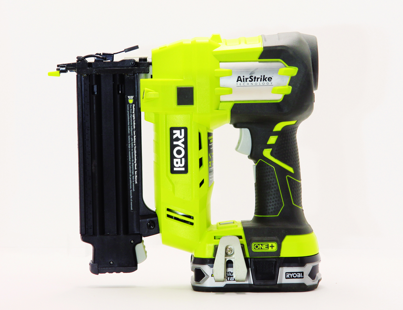 Ryobi P320 Cordless Brad Nailer Tools Of The Trade