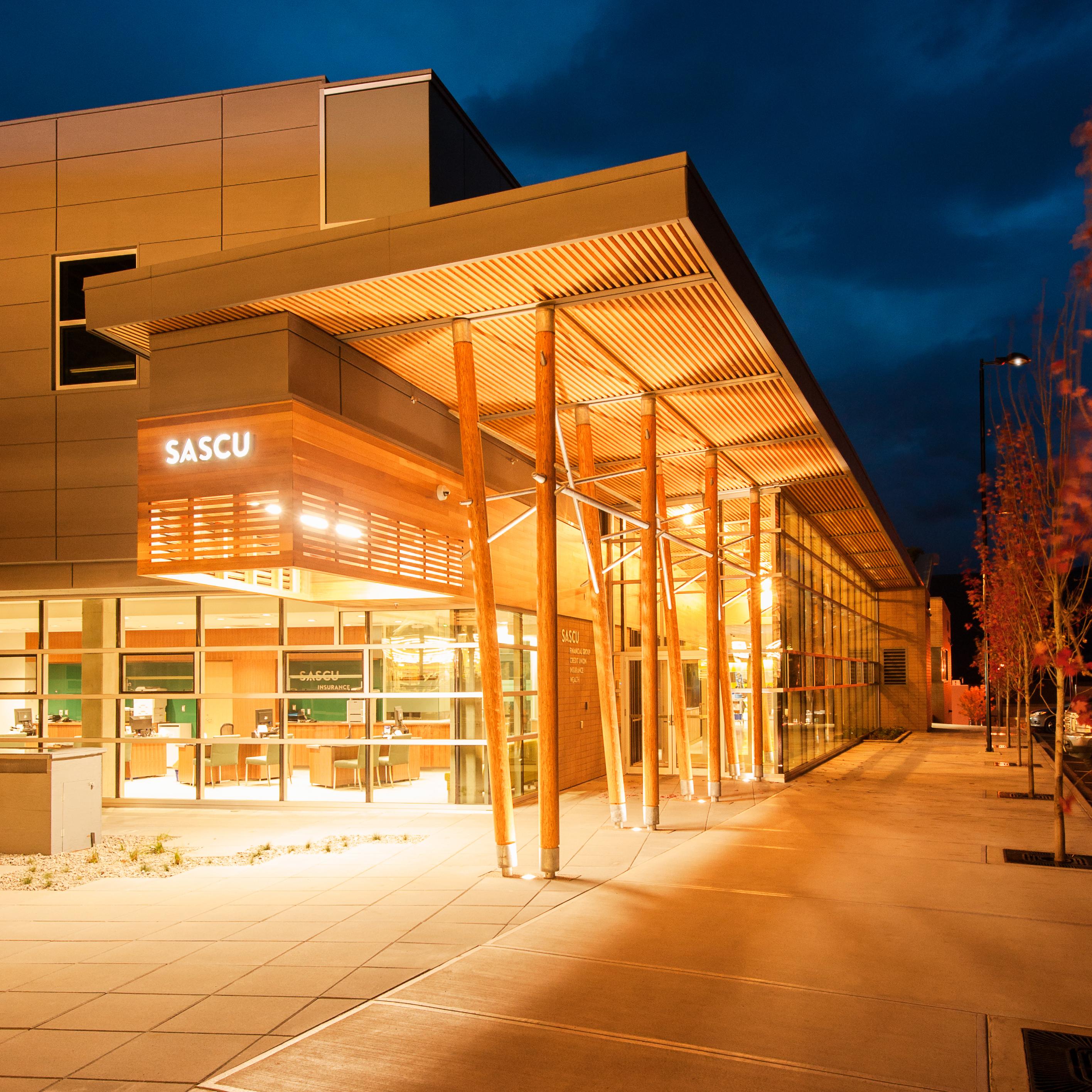 Interior Designers Of Canada: Salmon Arm Savings & Credit Union