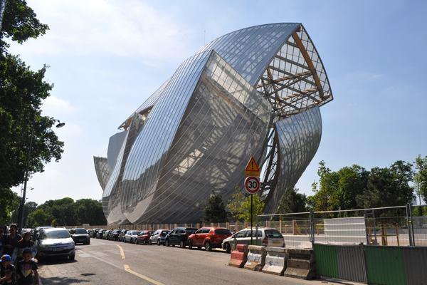 Fashion Museum Facade