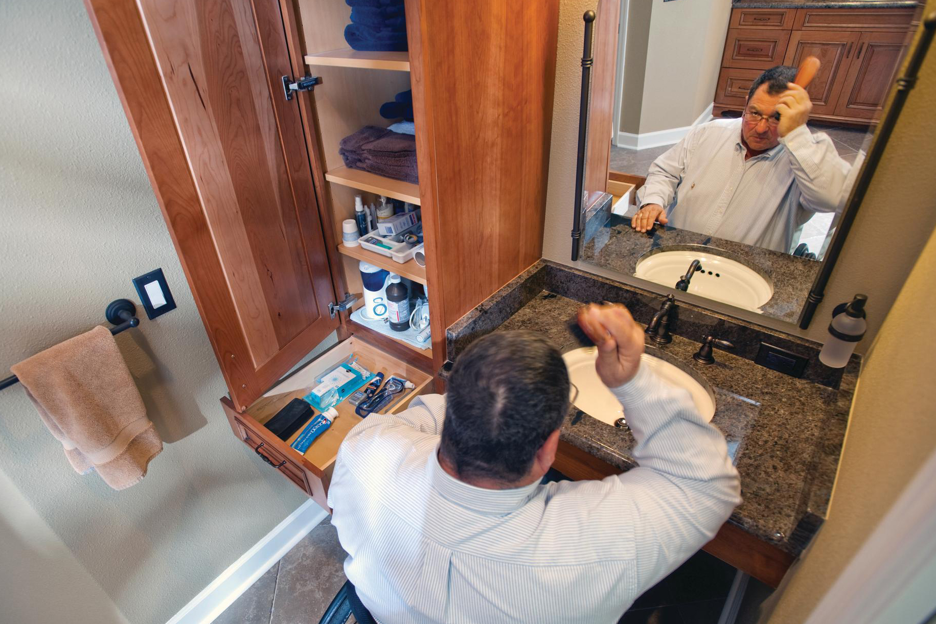 All Access Pass Accessible Sinks Remodeling Bath