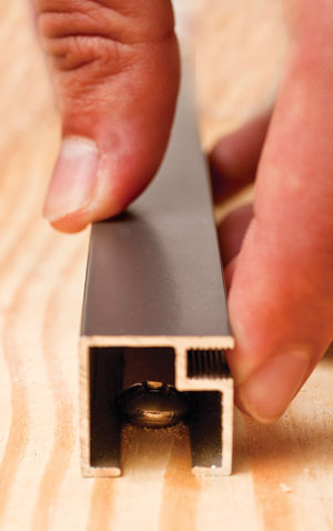 Screen Tight Mini Track Porch Screening System Prosales