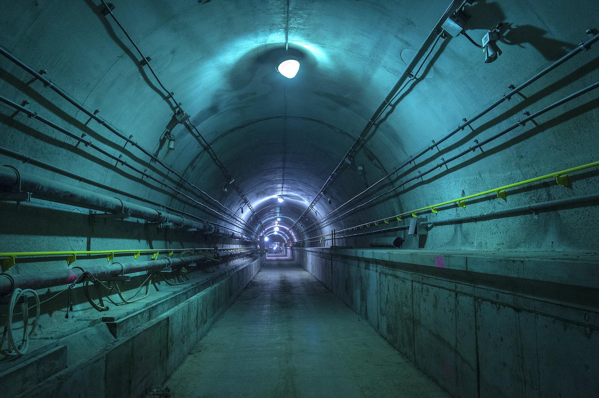 Second Avenue Subway Tbm Tunnels New York Concrete Construction Magazine Cast In
