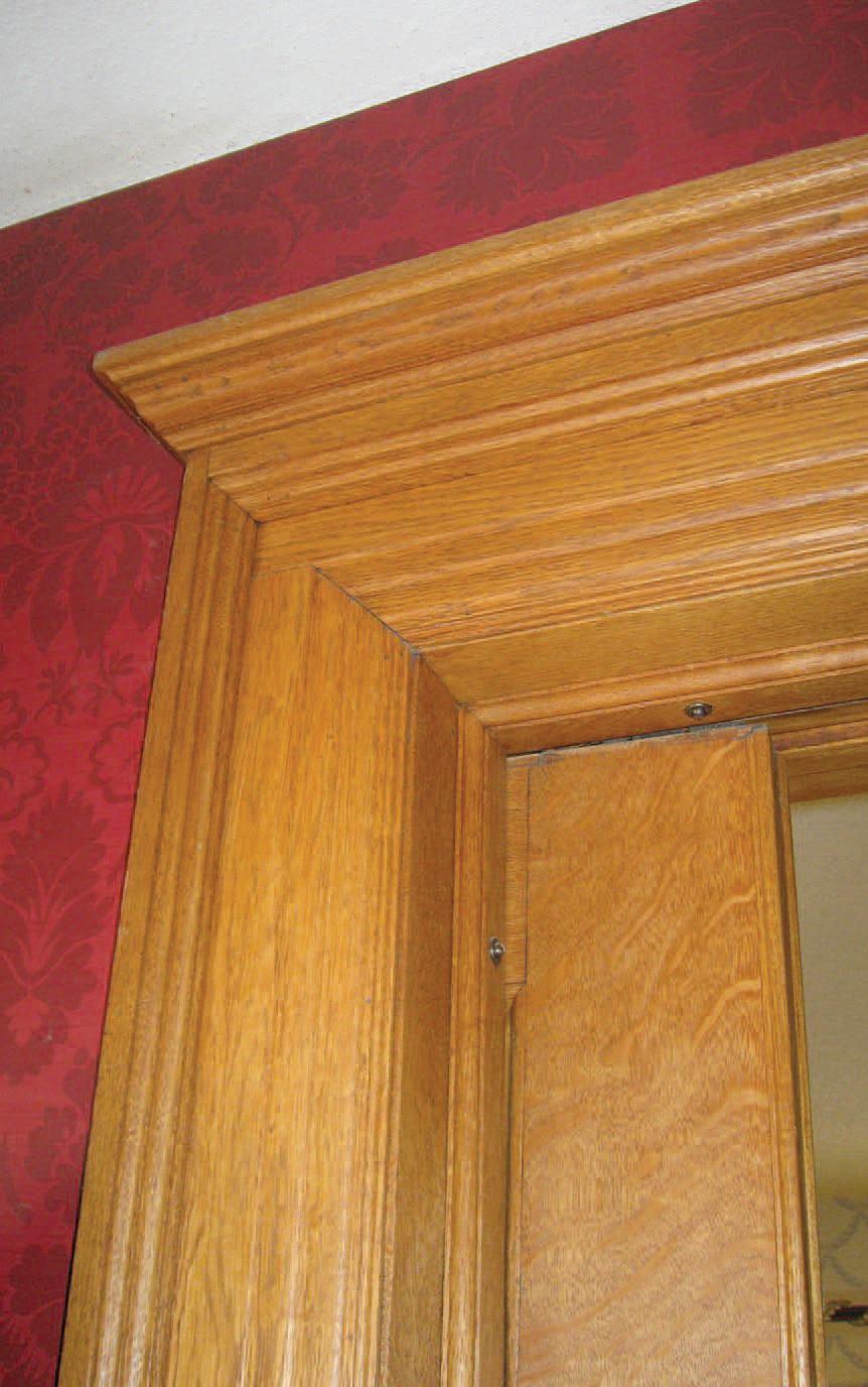 Victorian Style Door Casing Jlc Online