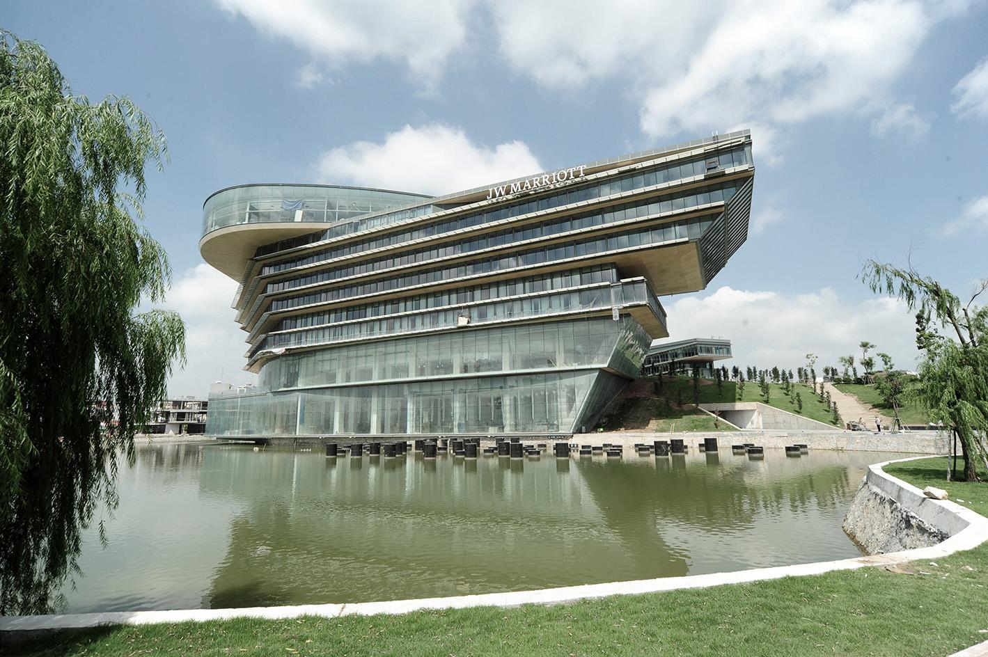Jw Marriott Architect Magazine