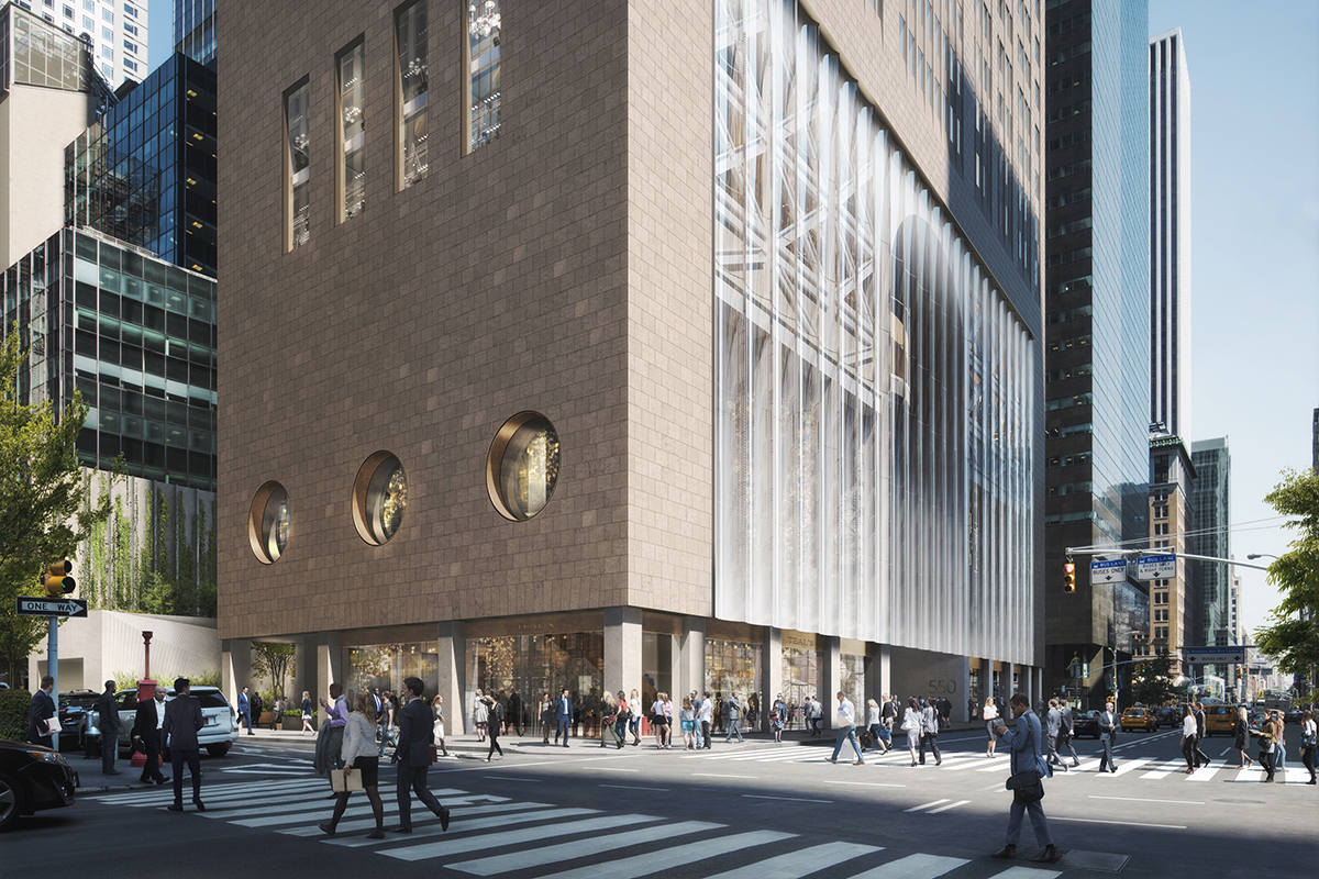 Home Spa Design Ideas: Hands Off (Maybe): Philip Johnson's AT&T Building