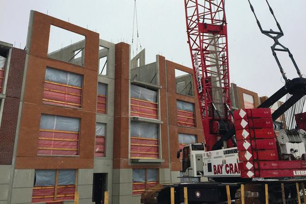 Oldcastle Supplies Precast For New York Project Concrete
