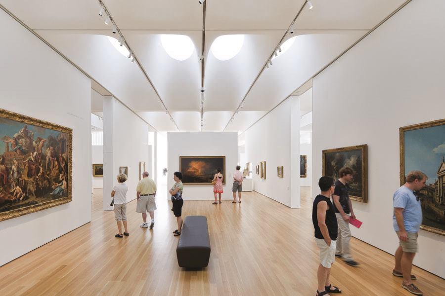 North Carolina Museum Of Art Raleigh N C Architect