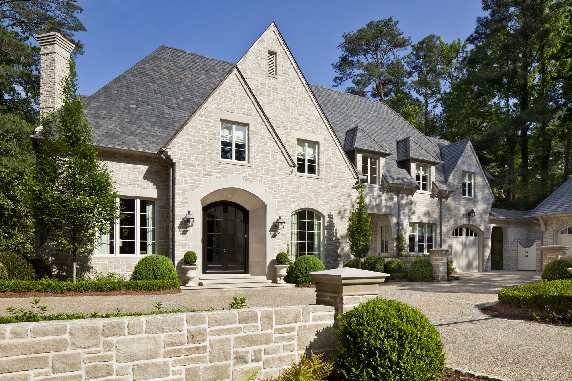 English Style Manor House Architect Magazine
