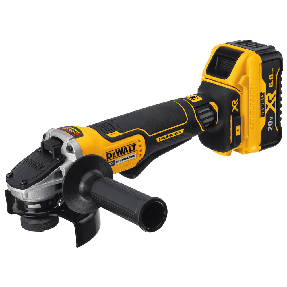 Dewalt Cordless Brushless Grinders Tools Of The Trade
