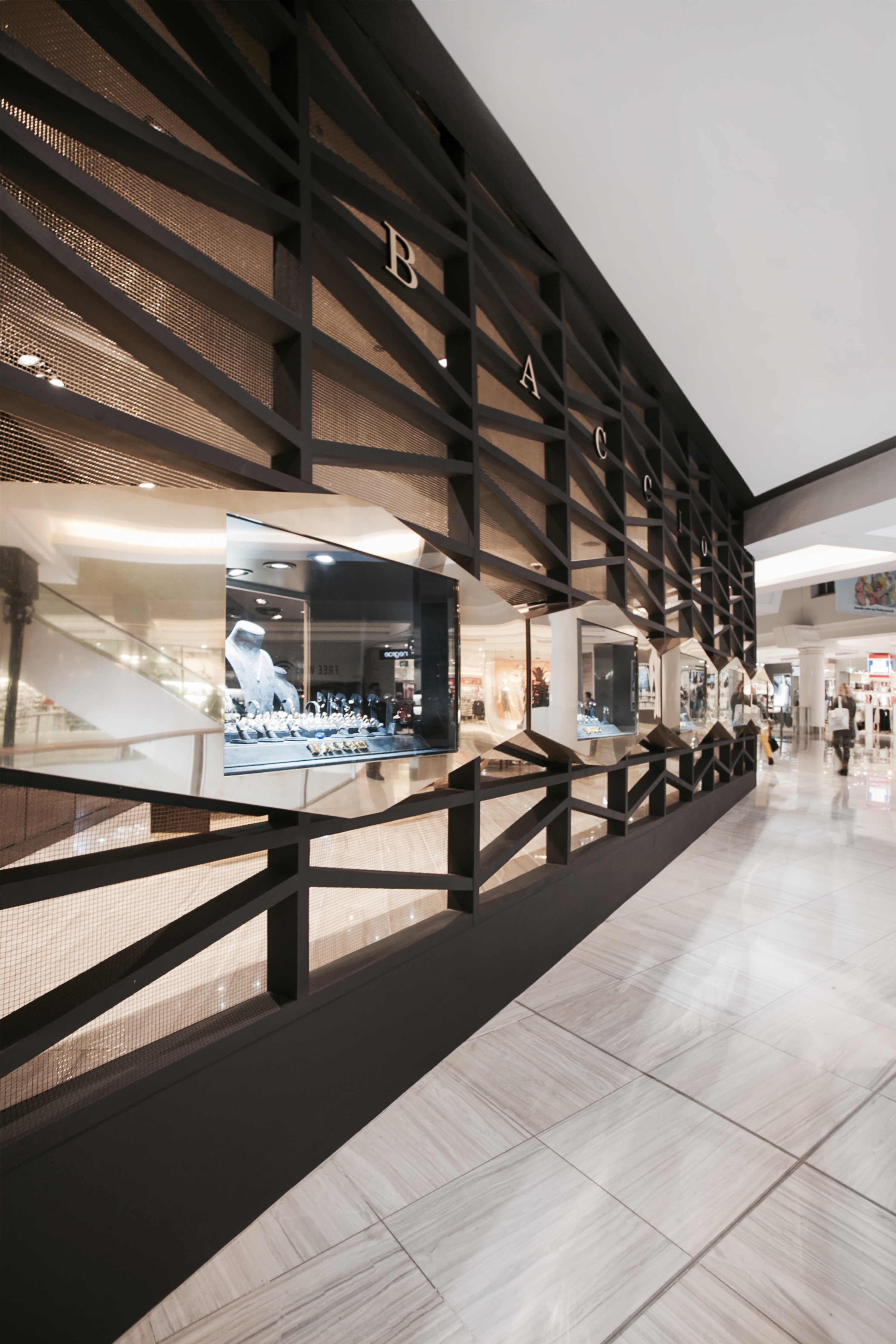 Baccio Jewellery Store Architect Magazine Loopcreative