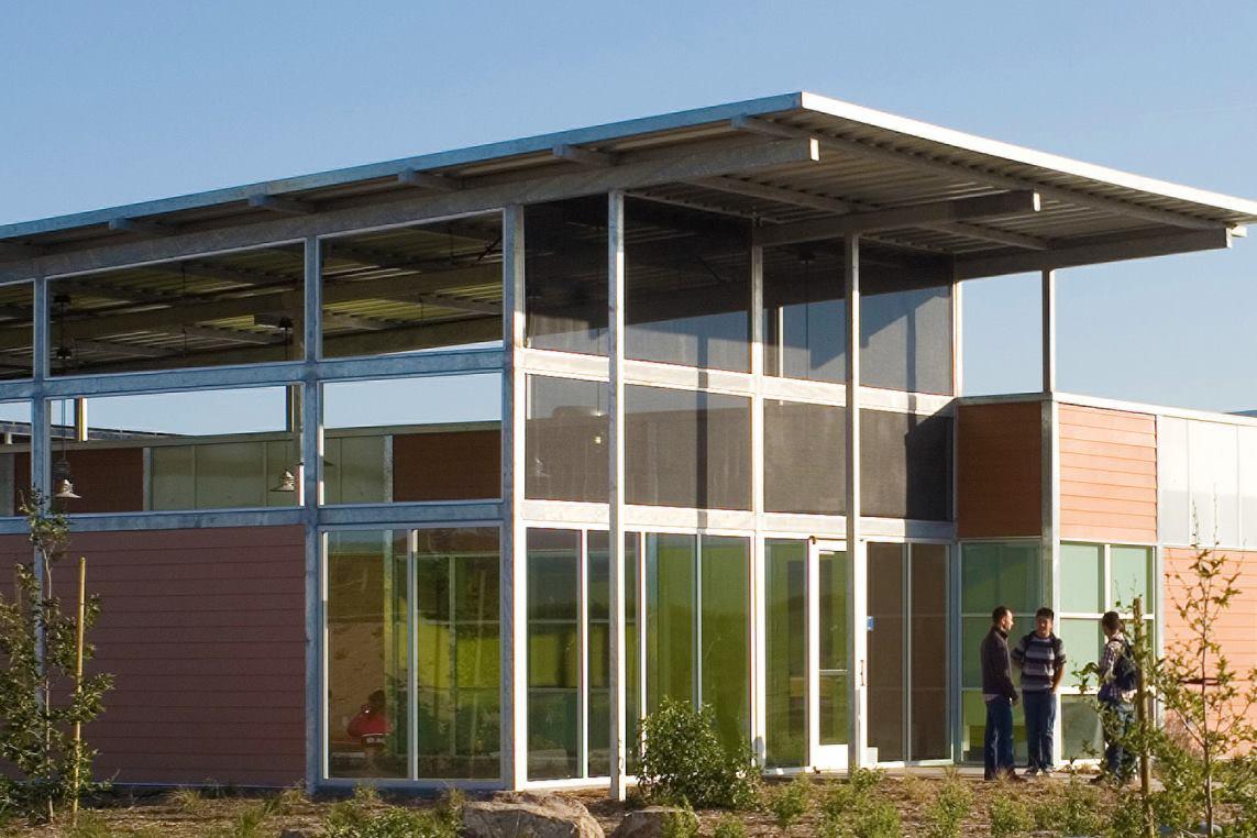 Aia Cote 2011 Top Ten Green Projects High Tech High Chula Vista Architect Magazine