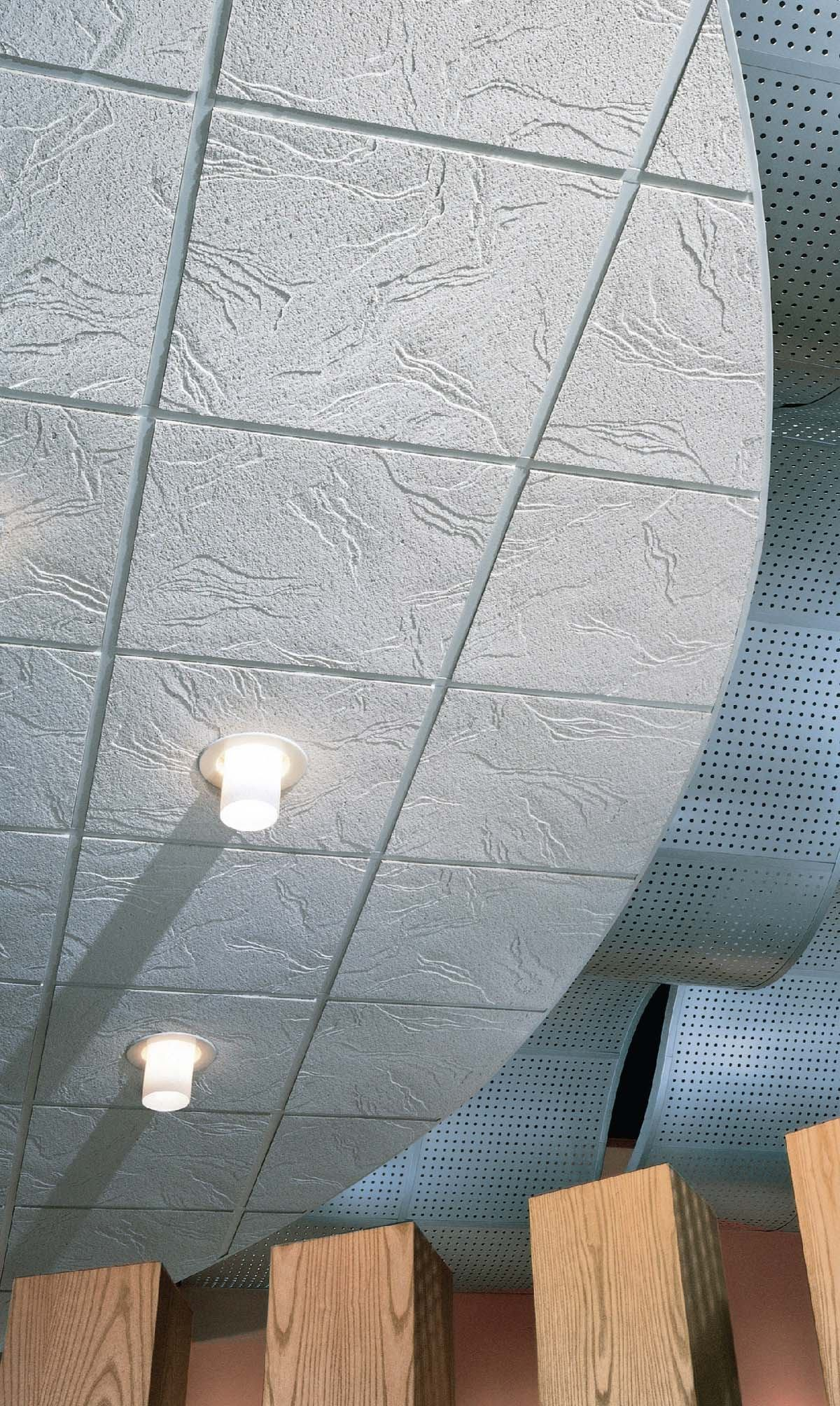 Formaldehyde Free And Low Voc Ceiling Tiles From Usg