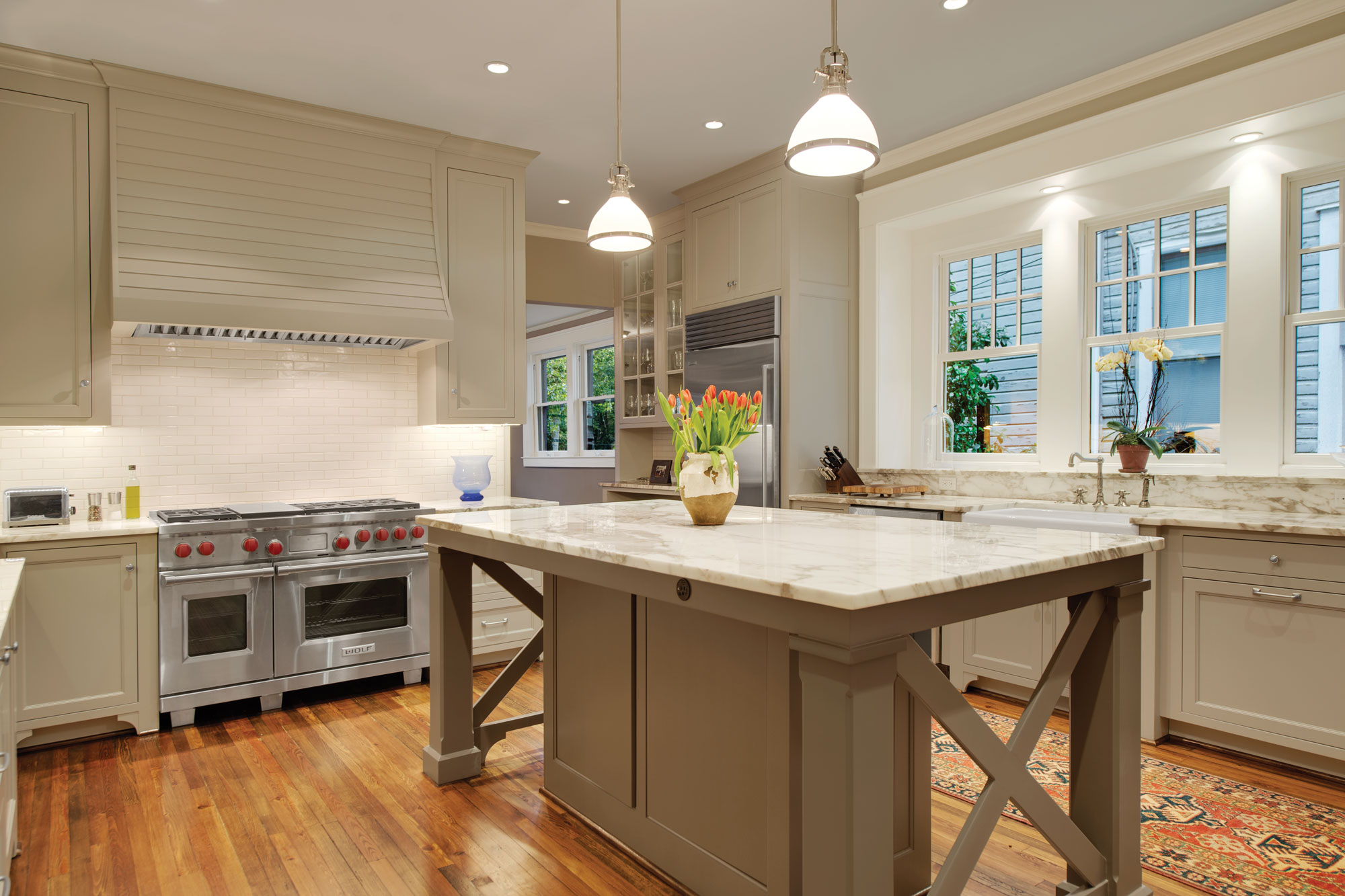 Kitchen Remodel Merges Style and Utility | Remodeling | Awards ...