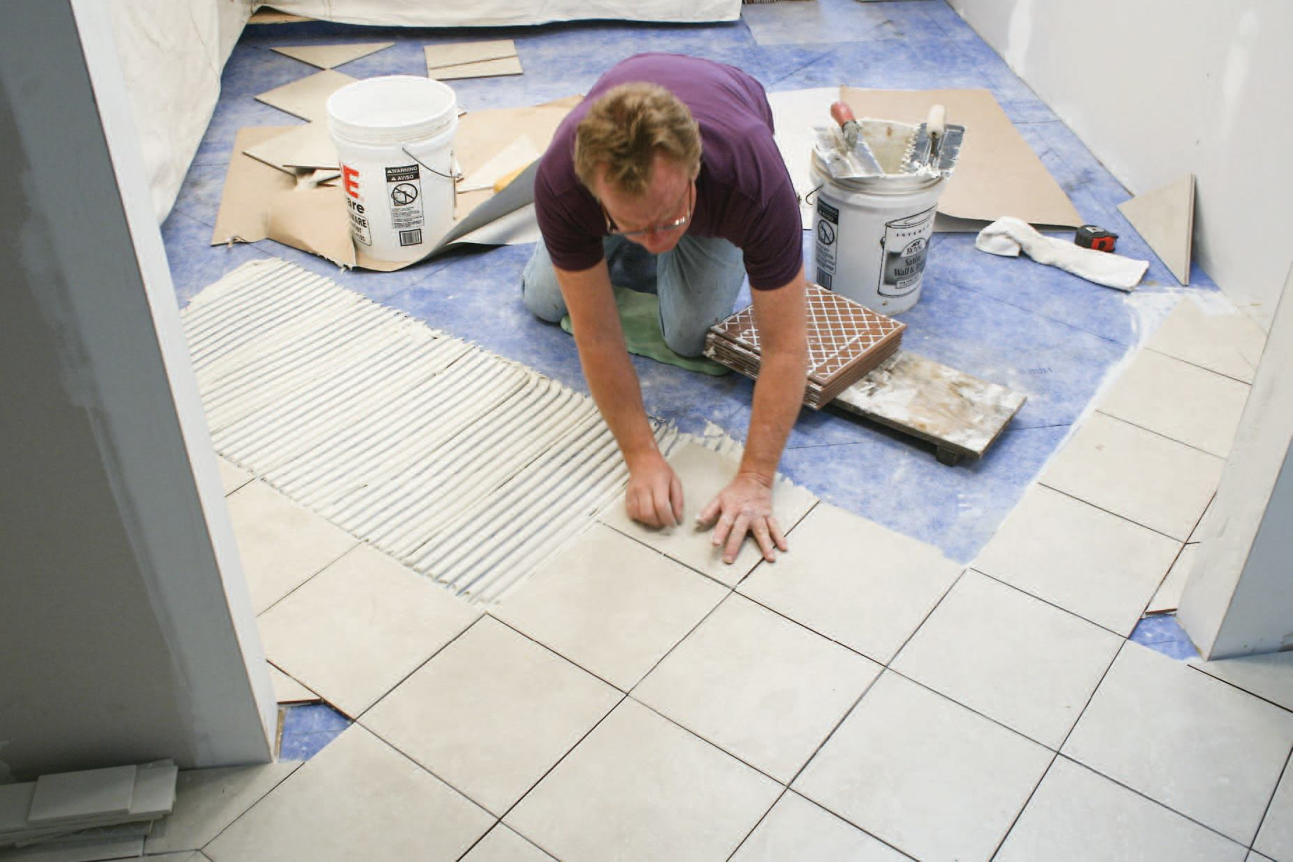Ceramic tile jlc online tiling over plywood subfloors dailygadgetfo Choice Image