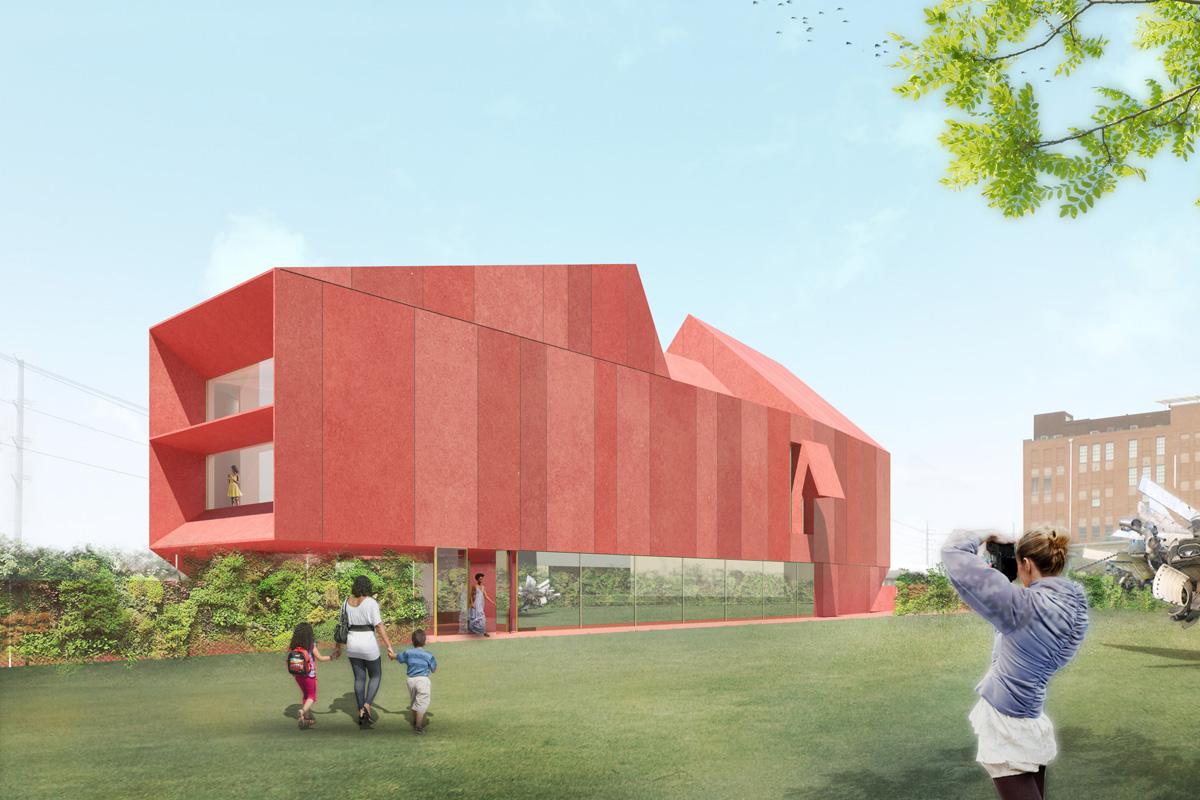 Ruby City Architect Magazine Adjaye Associates San