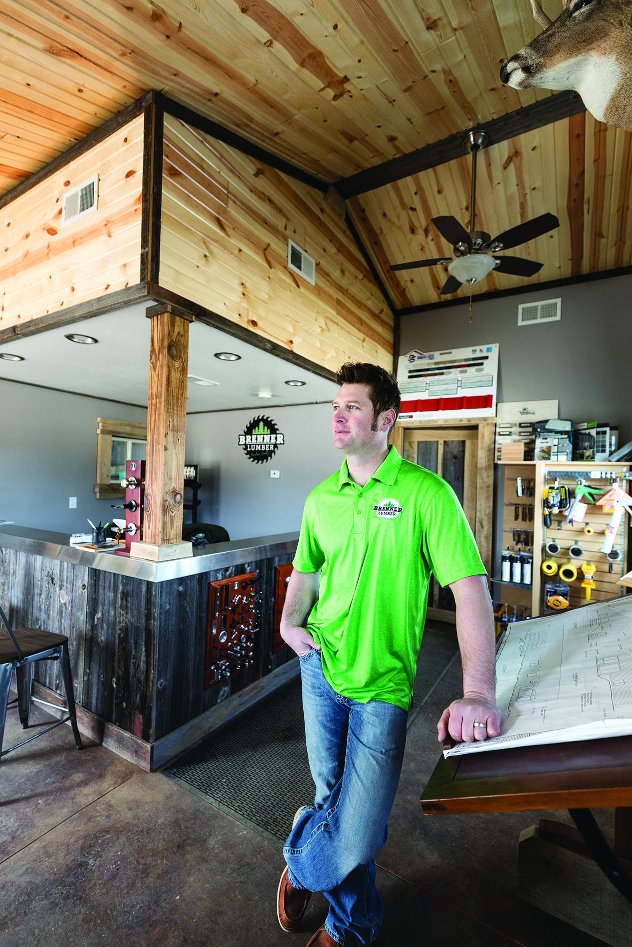 Wisconsin Start Up Brenner Lumber Aims To Fill A Community
