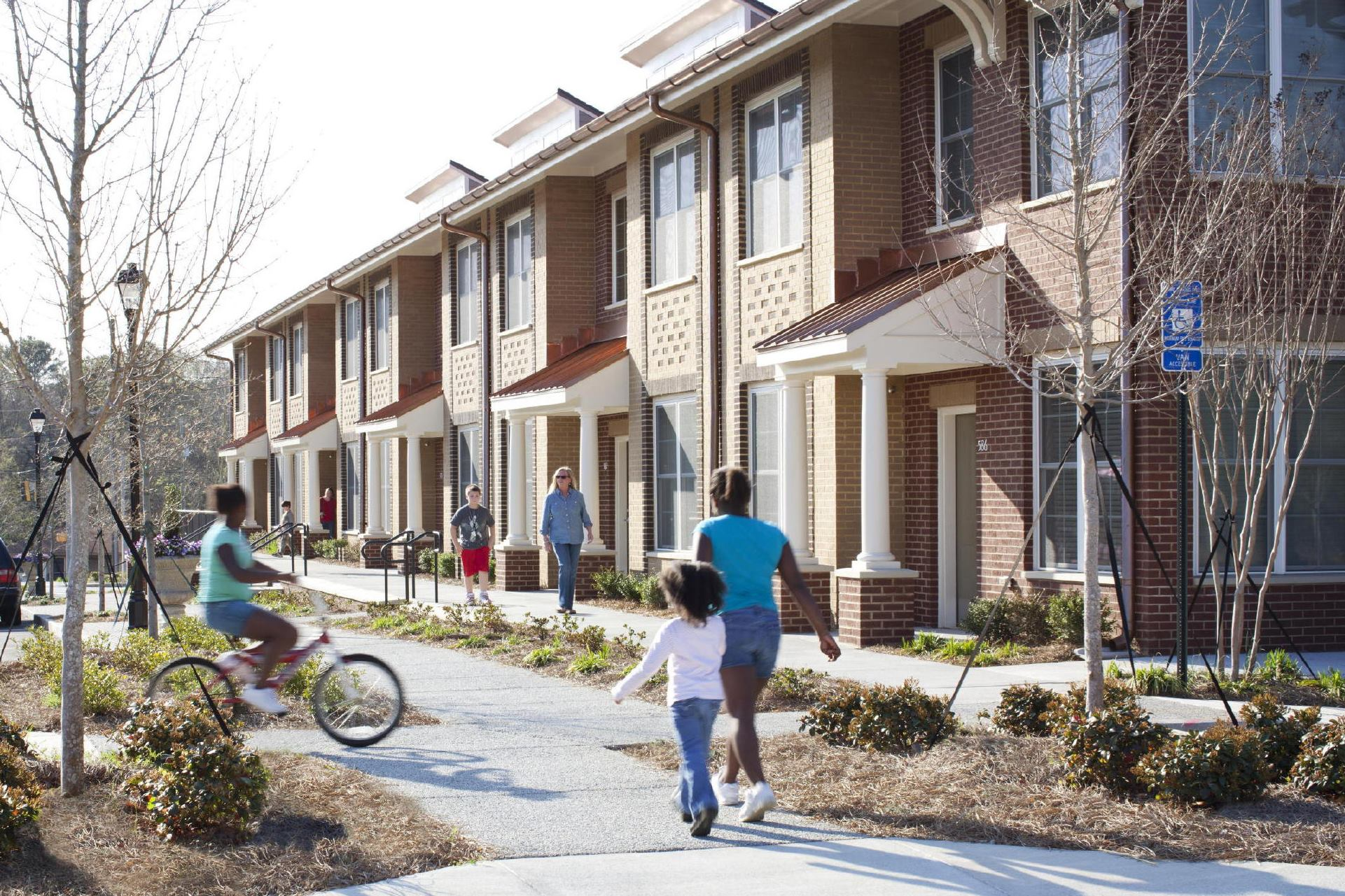 Multifamily Project Offers Affordable Sustainable Living Housing