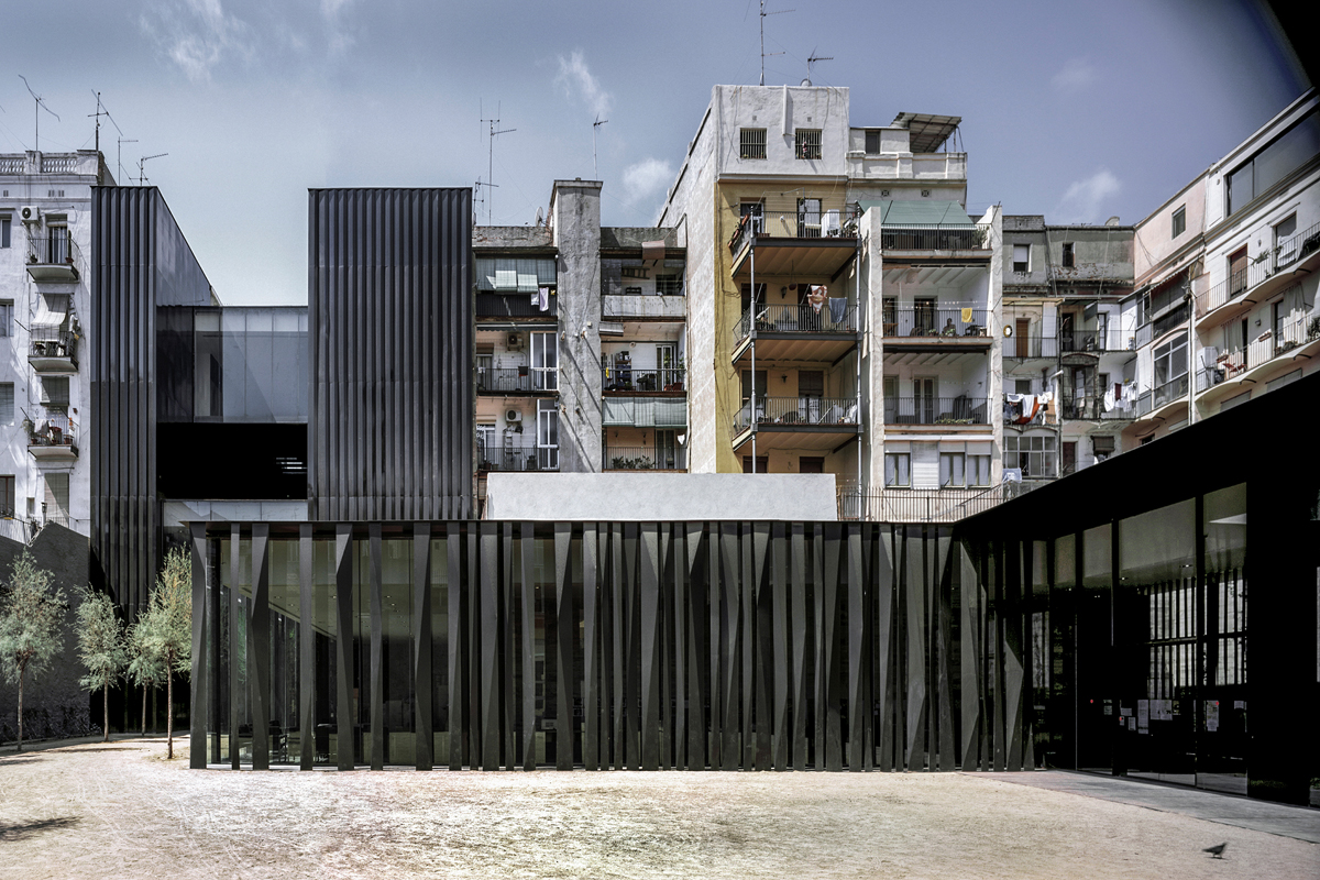 Sant Antoni–Joan Oliver Library | Architect Magazine