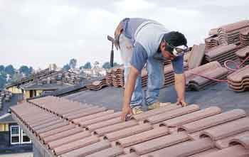 Roofing With Concrete Tile Jlc Online Roofing Clay