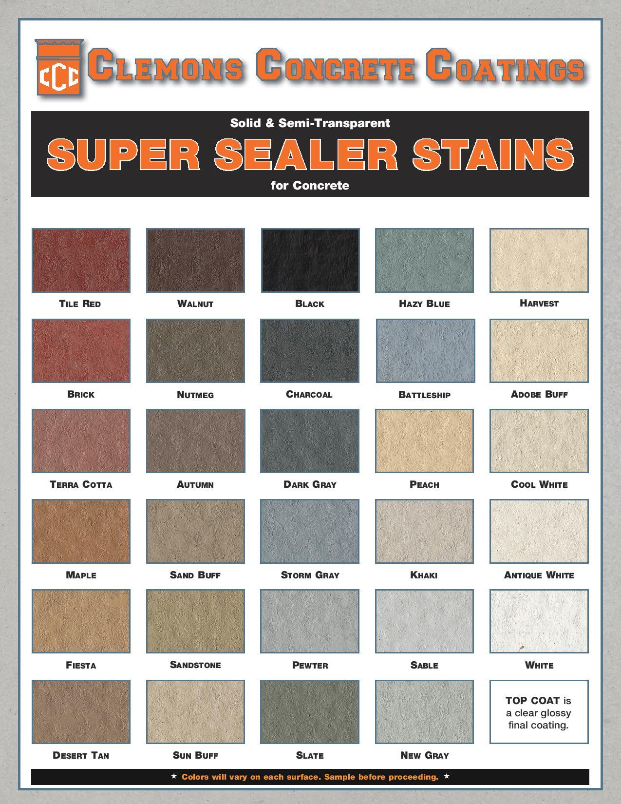 Supreme Shield Sb Tinted Concrete Construction Magazine