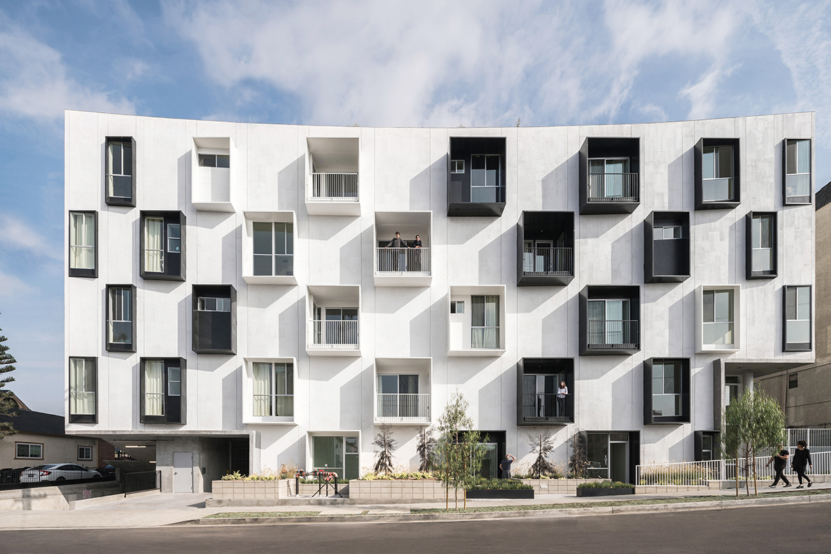 Aia Announces The 11 Winners Of The 2018 Housing Awards