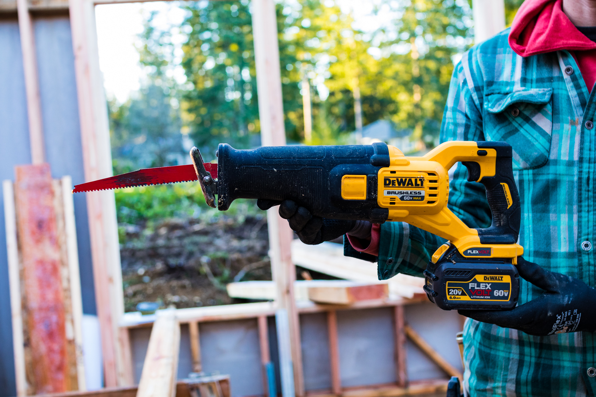 Dewalt cordless flexvolt recip saw tools of the trade cordless dewalt cordless flexvolt recip saw tools of the trade cordless tools saws tool tests dewalt greentooth Gallery