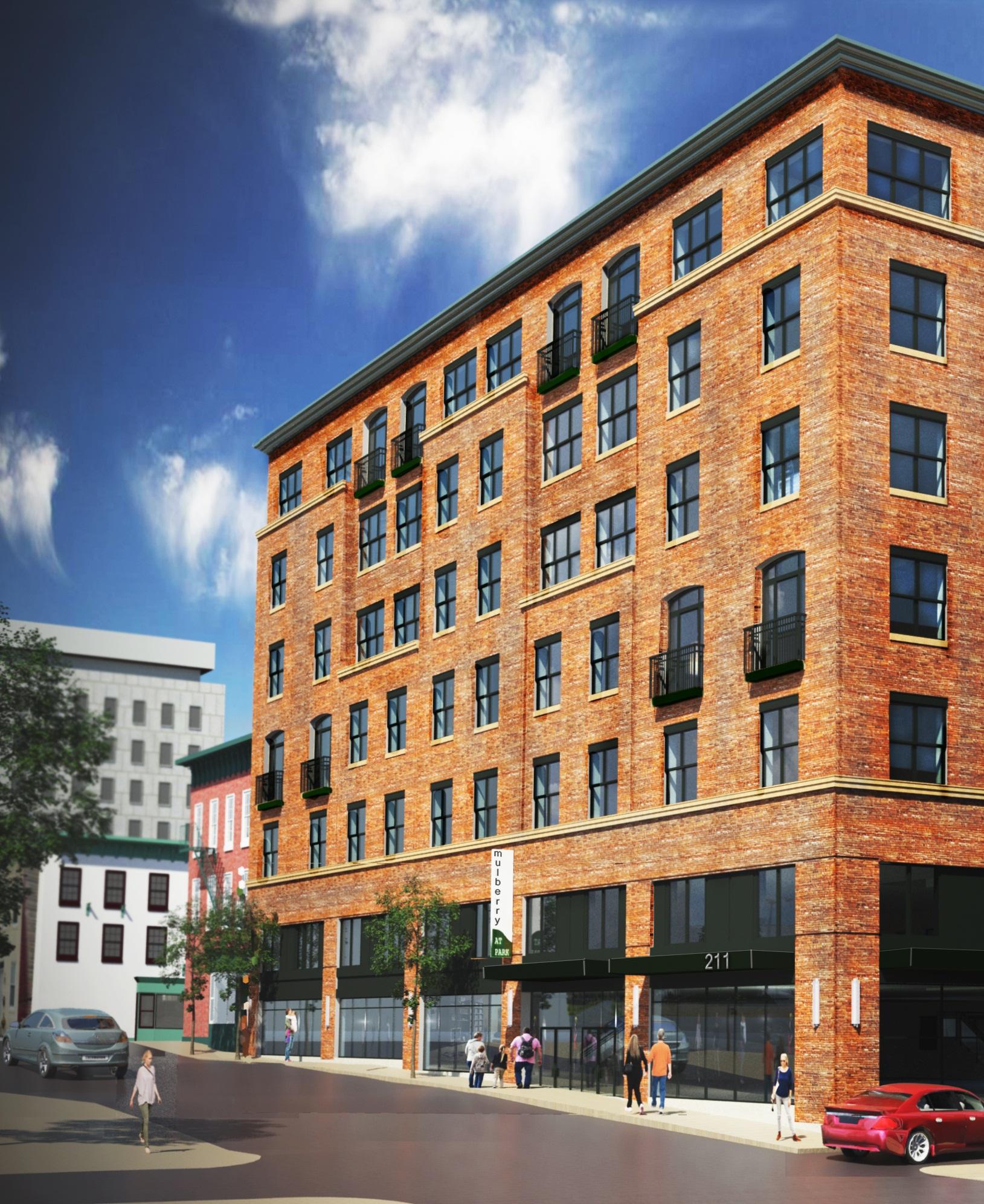 Construction Begins On Baltimore Development