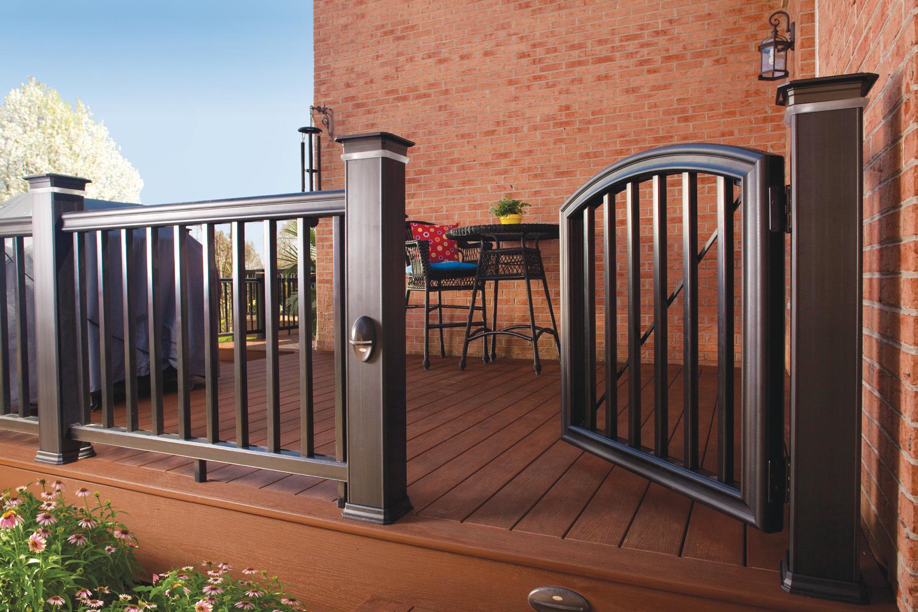 TimberTech Gate Kits | Remodeling | Decking, Exteriors ...