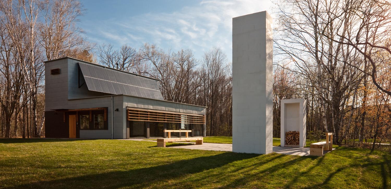 University Of Minnesota Bagley Outdoor Classroom