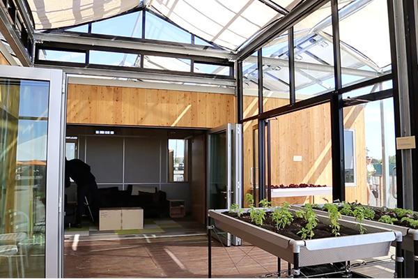 Delightful GRoW Home: Merging Greenhouse And Home | Architect Magazine |  Sustainability, Solar Power, Energy Efficiency, California, Department Of  Energy, ...