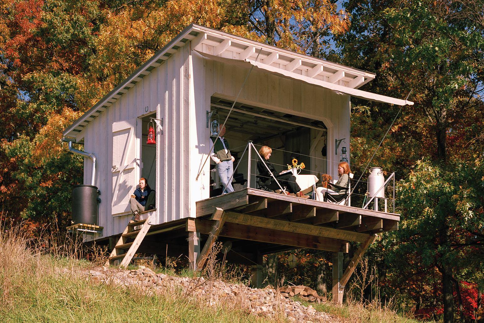 The shack at hinkle farm upper tract w va custom home for Shack at hinkle farm