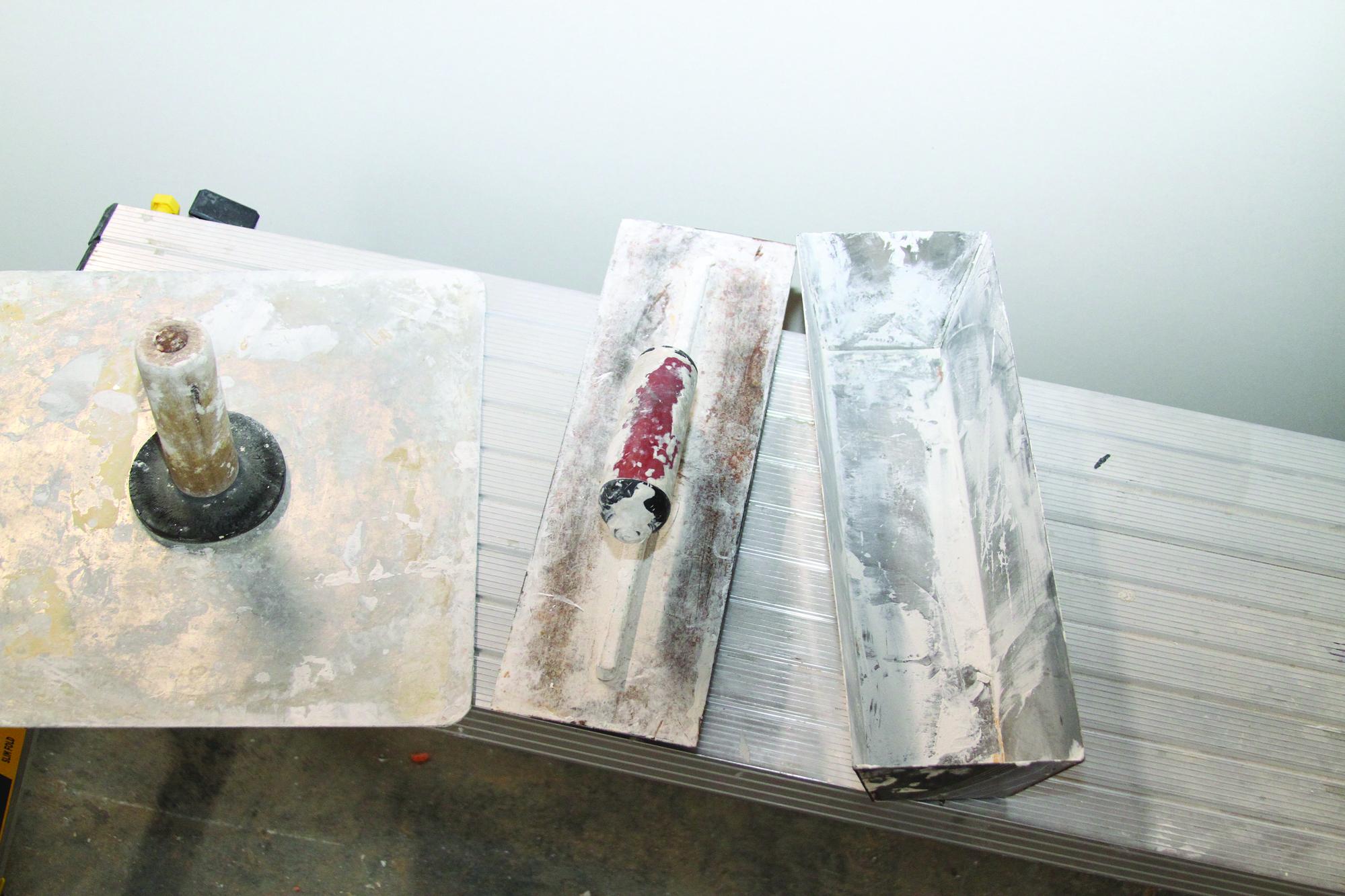 Taping Drywall Seams Jlc Online Drywall Hand Tools Walls